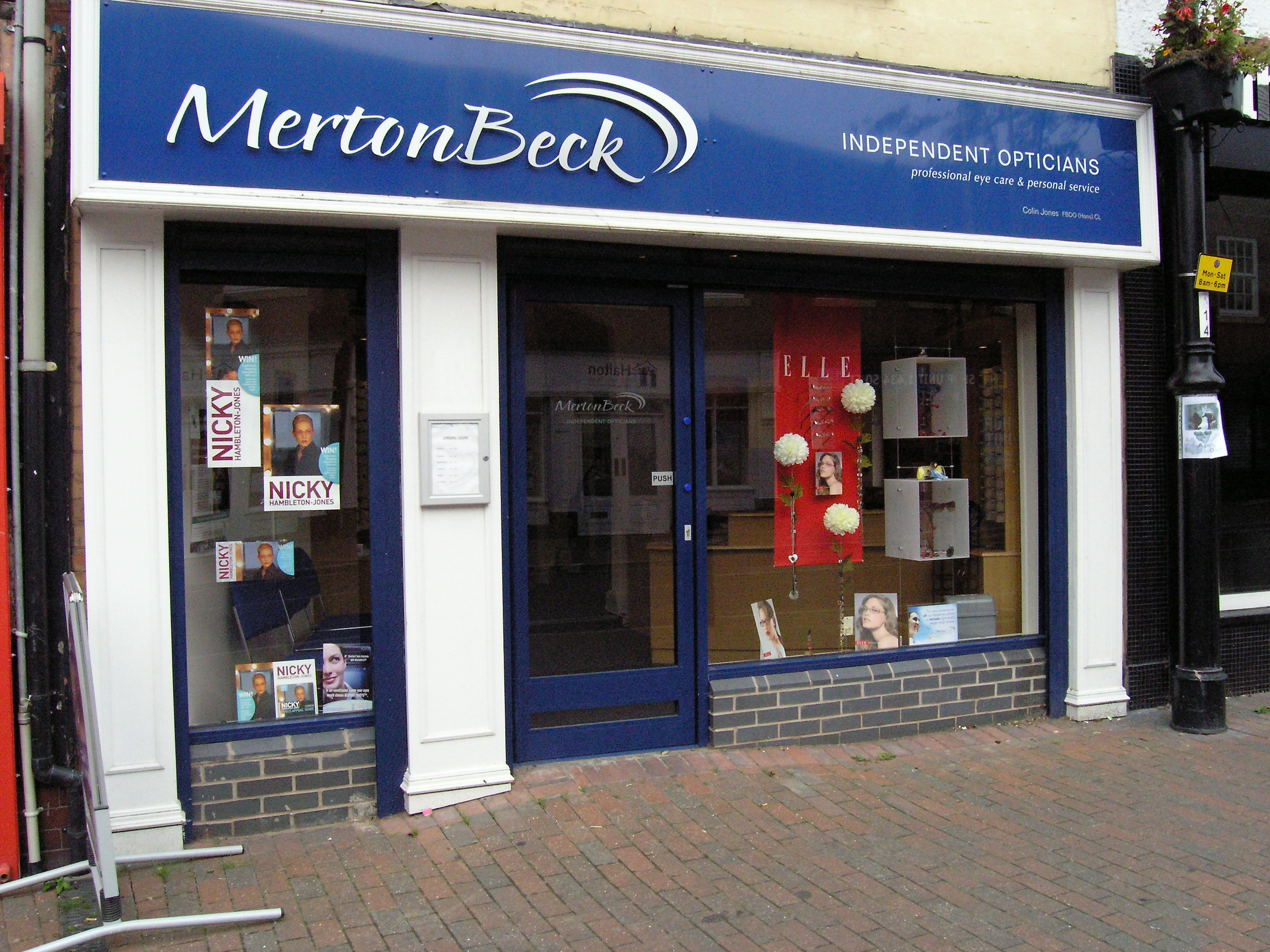 Merton Beck Opticians
